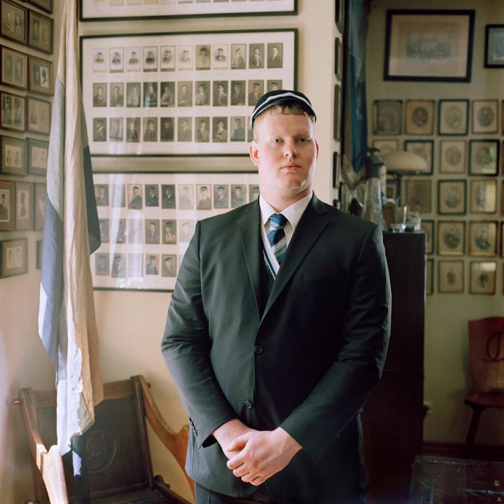Portrait Corpsstudent - Fotografin Juliane Herrmann